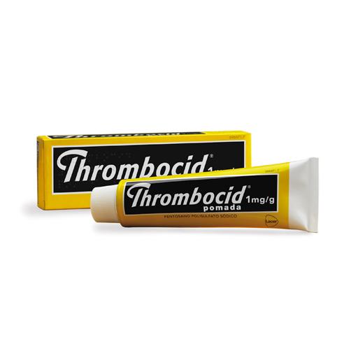 Thrombocid (pentosano polisulfato sódico)