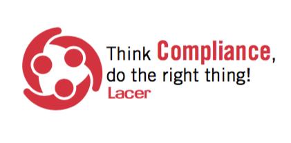 Logo responsabilidad social Lacer