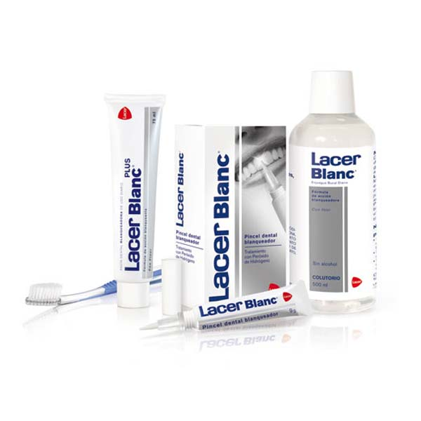 Producto Lacer cuidado bucal Lacer Blanc