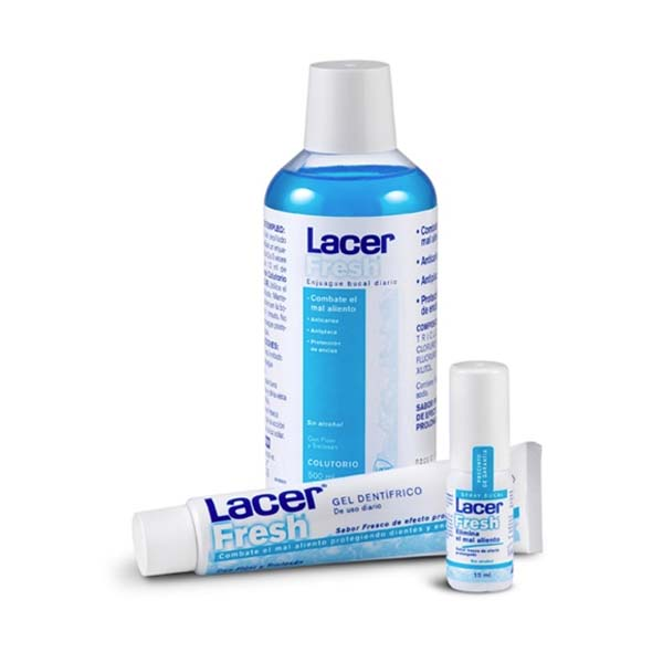 Producto Lacer cuidado bucal Lacer Fresh