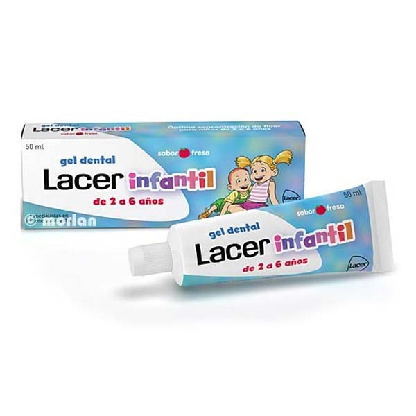 Producto Lacer cuidado bucal Lacer Infantil