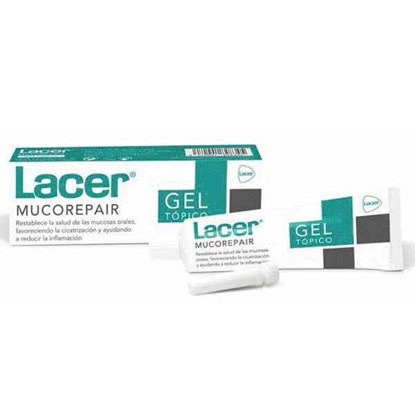 Producto Lacer cuidado bucal Lacer mucorepaid