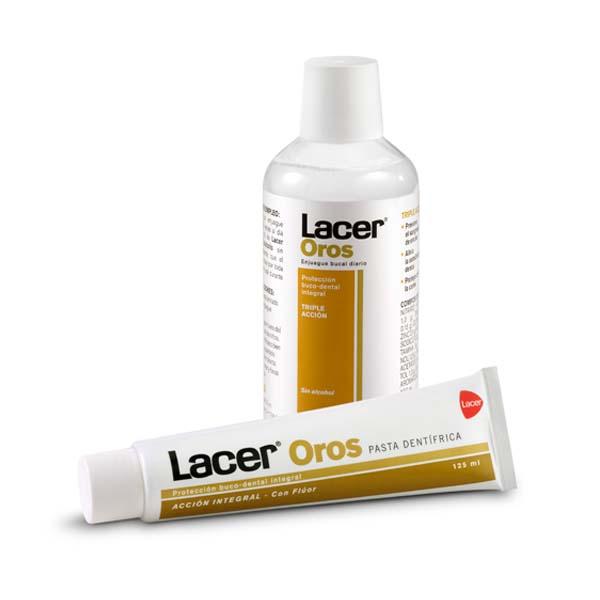Producto Lacer cuidado bucal Lacer Oros