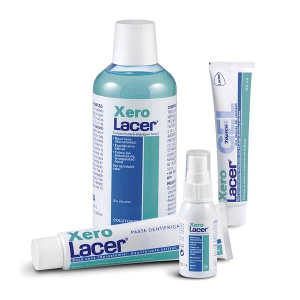 Producto Lacer cuidado bucal Xerolacer