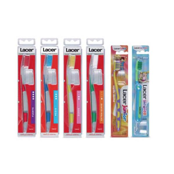 Producto Lacer cepillo manual
