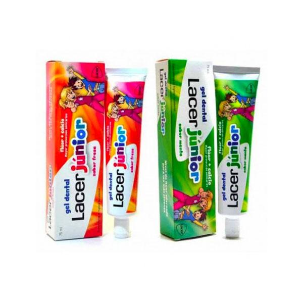 Producto Lacer gel Junior