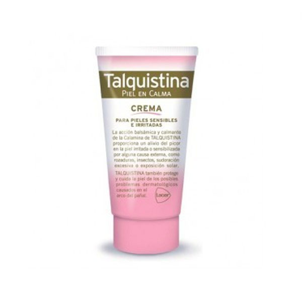 Producto Talquistina crema Lacer
