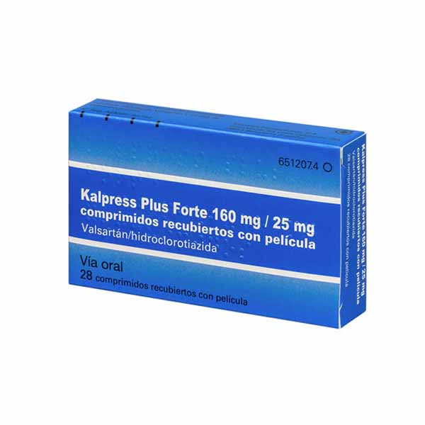 Kalpress Plus 80 mg Productos Lacer